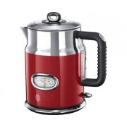 Russell Hobbs Retro Kettle Ribbon Red