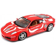 Bburago 1:24 Ferrari Race and Play F430 Fiorano, Multi Color