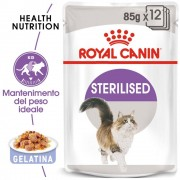 Royal Canin Sterilised in Gelatina - 24 x 85 g