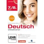 Cornelsen - Lernvitamin - Deutsch Diktattrainer 7./8. Klasse - Preis vom 24.05.2020 05:02:09 h