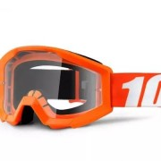 100% Masque 100% Strata Kid Orange