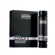 Gel colorant L'Oréal Professionnel Homme Cover 3 Dark Brown (Concentratie: Gel, Gramaj: 150 ml)