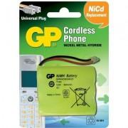 Батерия за телефон GP 3*АА 3.6V NiMH 650mAh GPT160 - GP-TB-T160