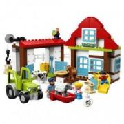 LEGO R DUPLO R Town Aventuri la ferma 10869