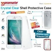 Promate Crystal-i6 Crystal Clear Shell Protective