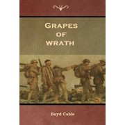 Grapes of wrath, Hardcover/Boyd Cable