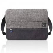 Чанта за лаптоп/таблет Lenovo 14 On-trend Messenger by NAVA Grey, GX40N26486