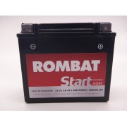 Baterie moto, scuter, atv Rombat 12V 18Ah 180A, AGM Gel RBX20L-BS