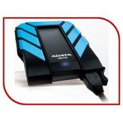 Жесткий диск A-Data DashDrive Durable HD710 1Tb Blue AHD710-1TU3-CBL