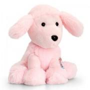 Catel de plus Pudel roz Pippins 14 cm