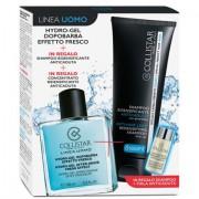 Collistar - Hydro-Gel Dopobarba confezione regalo dopobarba hydrogel + shampoo anticaduta + concentrato ridensificante anticaduta