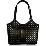 Dazzle Girls Black Shoulder Bag