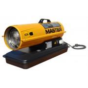 Generator aer cald pe motorina MASTER B70CED, 17500kcal/ora