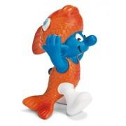 Schleich Pisces Smurf Figure