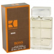 Boss Orange For Men By Hugo Boss Eau De Toilette Spray 2 Oz