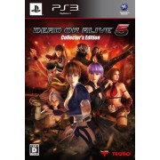 Tecmo Koei Dead or Alive 5 Collector's Edition (Japan Import)