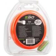 EGO AL2415T Trimmertråd tvinnad tråd, 2,4mm, 15m