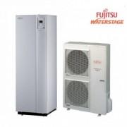 Fujitsu WGYG140DG6 / WOYG140LCTA HPDUO14/1F levegő-víz hőszivattyú 14 kw