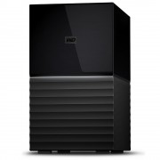 """HDD ext WD 8TB crna, My Book Duo, WDBFBE0080JBK-EESN, 3.5"""", USB3.0, 24mj"""