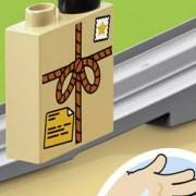 LEGO Duplo LEGO® DUPLO® 10875 Nákladní vlak