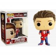 Funko Pop Spider-Man sin mascara Unmasked Gameverse