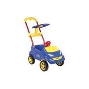 Carrinho Homeplay Baby Car Azul