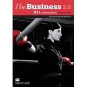 Macmilian The Business 2.0 Intermediate B1+: Student´s Book Pack - Allison John