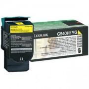 Тонер касета за C540/C544/X543/X544-Yellow - 2к - C540H1YG