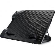 """Cooler laptop Cooler Master Notepal Ergostand III, 17"""", ventilator 230 mm, USB, Black"""