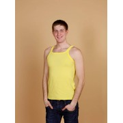 Modus Vivendi Майка мужская Modus Vivendi 08731 желтая распродажа