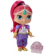 Fisher-Price Nickelodeon Shimmer & Shine, Rainbow Doll Shimmer