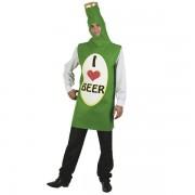 Maskeraddräkt Beer Man