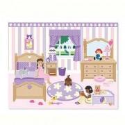 Колекция стикери Къща за кукли Melissa and Doug, 000772141970