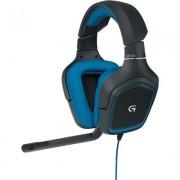 Геймърски слушалки Logitech G430