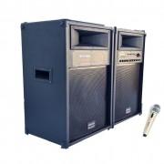 Set BOXE Active 720 w cu bluetooth si radio Vlliodor DS2035