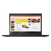 "Ultrabook Lenovo ThinkPad T470s, 14"" WQHD, Intel Core i7-7500U, RAM 24GB, SSD 512GB, 4G, Windows 10 Pro, Negru"