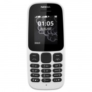 Nokia 105 (2017) Dual SIM - Branco