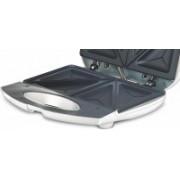 Bajaj Majesty New SWX 3 Sandwich Toaster (White) Open Grill(White)