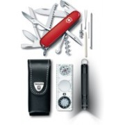 Victorinox 1.8726 - Traveller Set 26 Function Multi Utility Swiss Knife(Red)