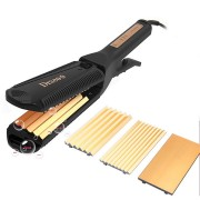 3 in 1 Hair Straightener Curling Iron Hair Styling Iron