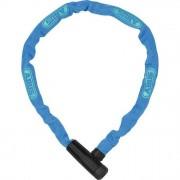 ABUS Catena con chiusura 75cm Steel-O-Chain 5805K 75 BU Blu