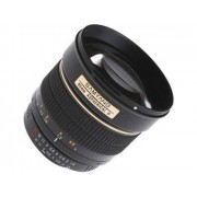 Samyang Objetiva 85MM F1.4 (Encaixe: Canon EF - Abertura: f/22 - f/1.4)