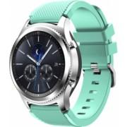Curea Silicon Premium MTP Quick Release 22mm Mint Green pentru HUAWEI WATCH 2 Classic