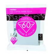 Hario V60 Filter Paper for 02 Dripper - 100 sheets