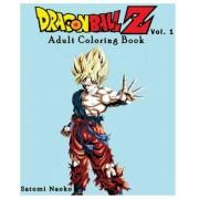 Dragon Ball Z: Coloring Book: Series (Vol.1): Coloring Book, Paperback