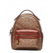 COACH Coated Canvas Signature Campus Backpack 23 Bags Backpacks Use This Fashion Backpacks Brun COACH