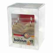 Bolsius drijfkaars wit