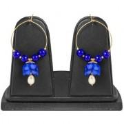 Jewels Gold Ally Party Wear Wedding Stylish Fashion Designer Jhumki Earring Set For Women Girls