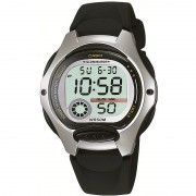 Casio LW-200-1A Digital: 10-Year Battery Ceas Dama