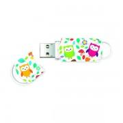 Memorie USB Integral Xpression Owls Mix 16GB USB 2.0